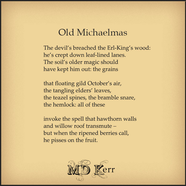 Old Michaelmas