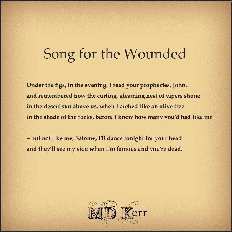 Song for the Wounded